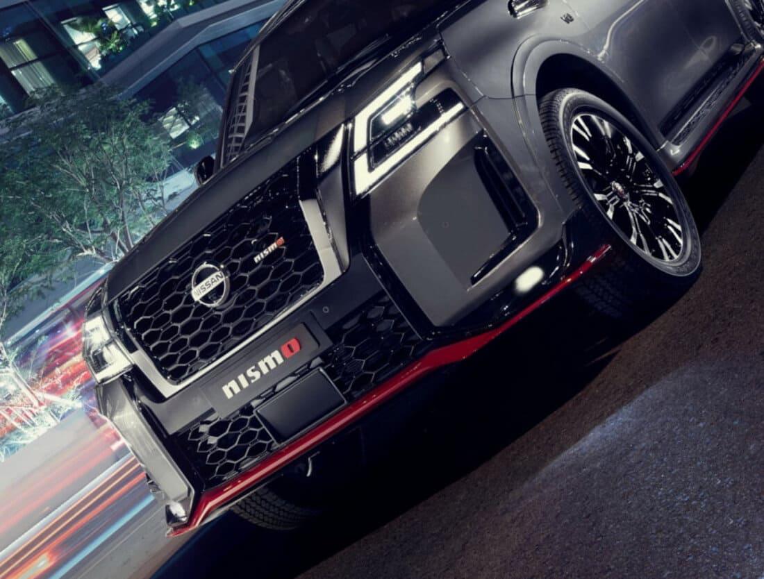 фото Nissan Patrol Nismo 2022