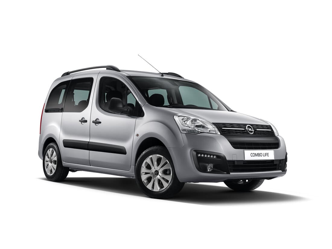 фото Opel Combo Life 2021