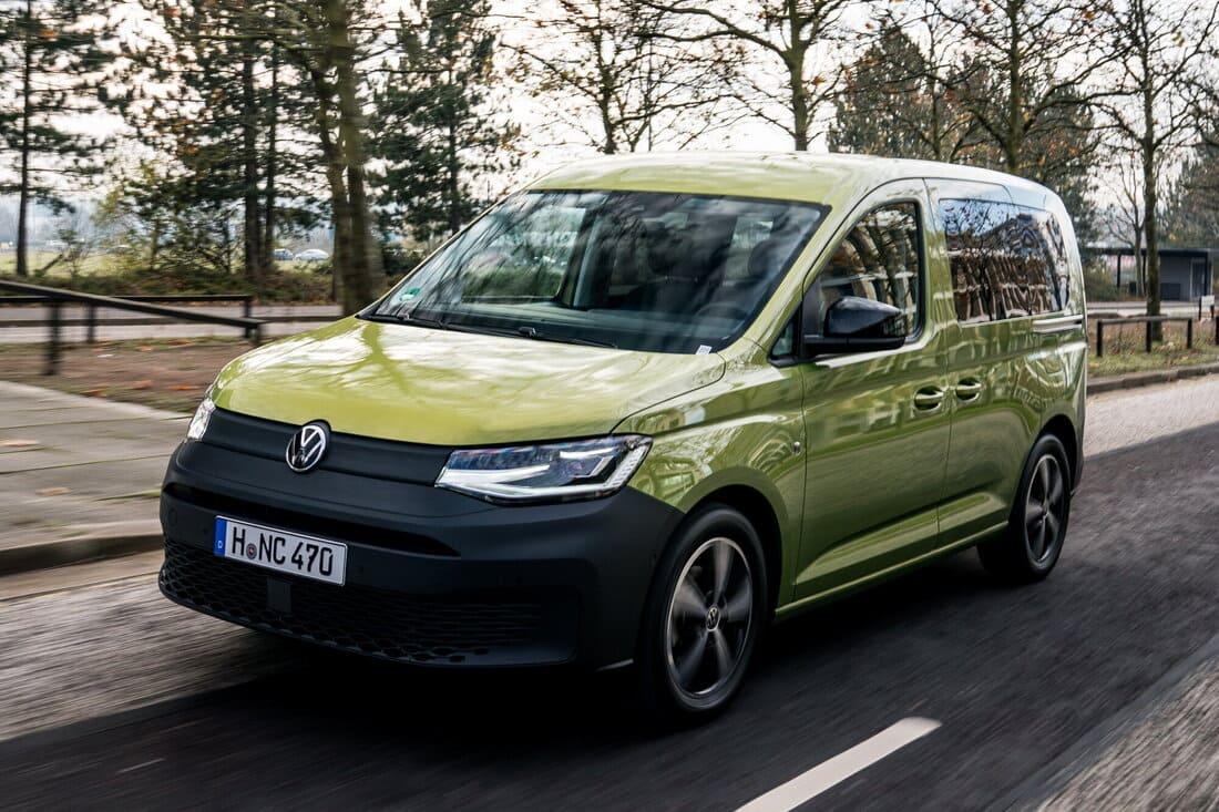 фото Volkswagen Caddy Kombi 2021