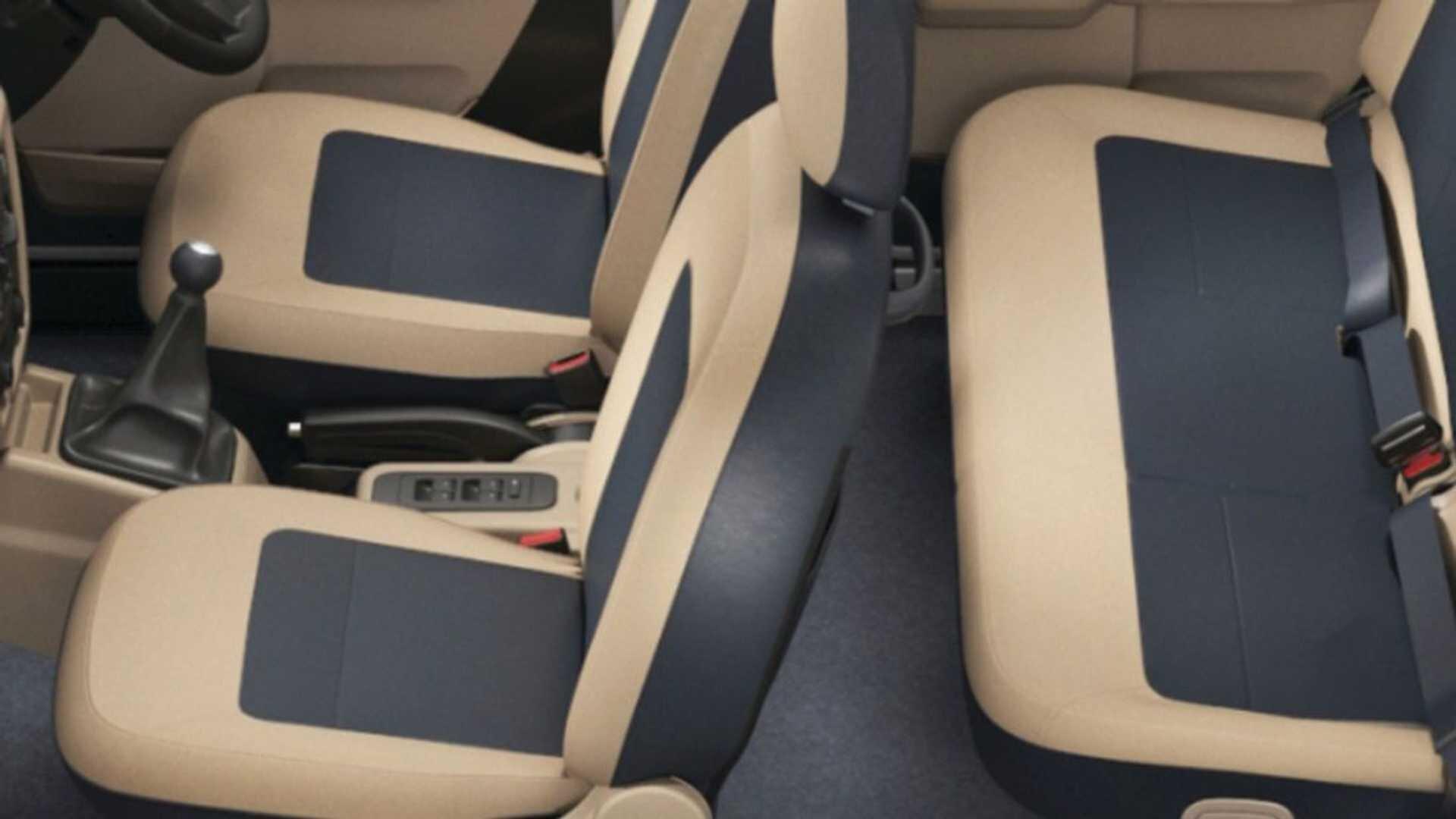 интерьер Force Motors Trax Cruiser 2022