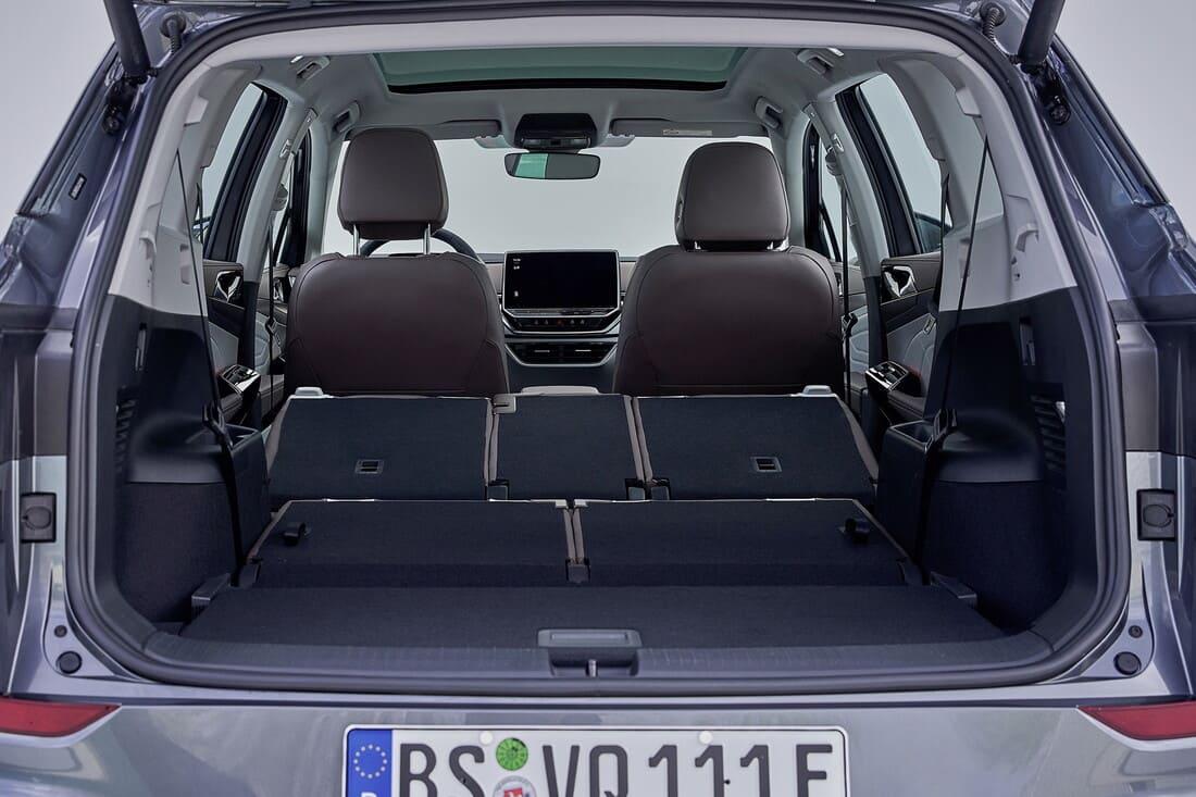 интерьер Volkswagen ID.6 Crozz и ID.6 X 2022