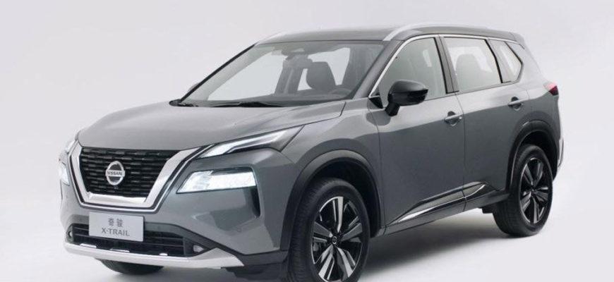 Nissan X-Trail T33 2022 в России