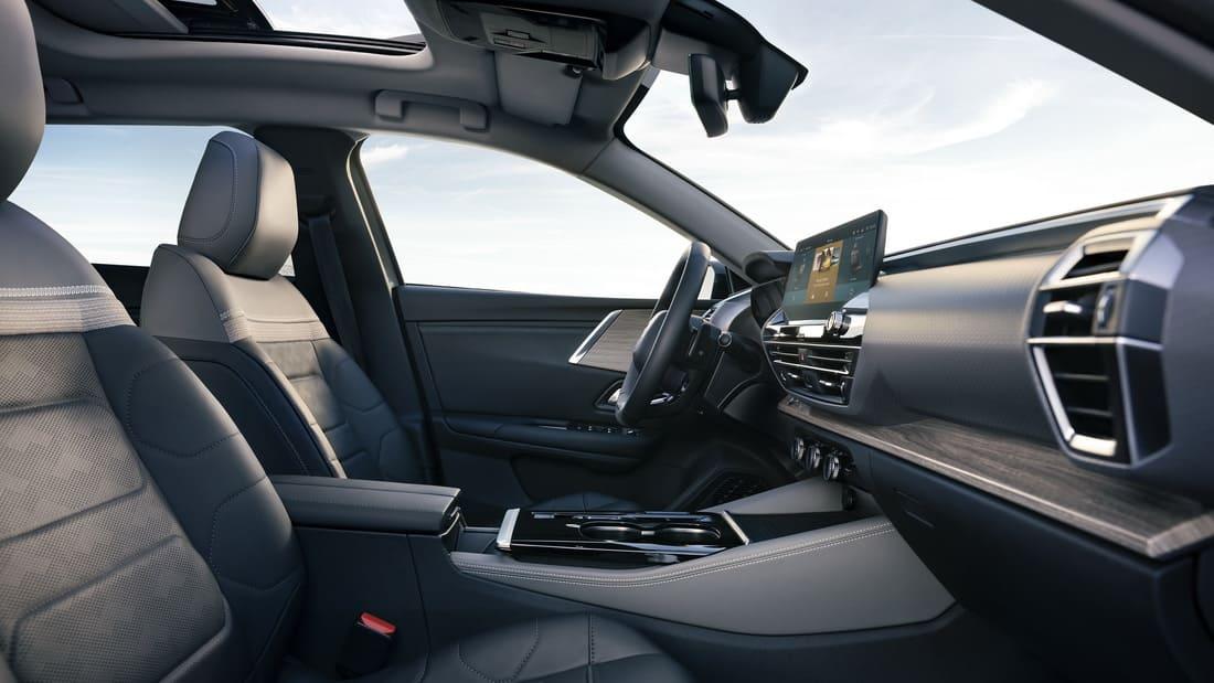 салон Citroen C5 X 2022 фото