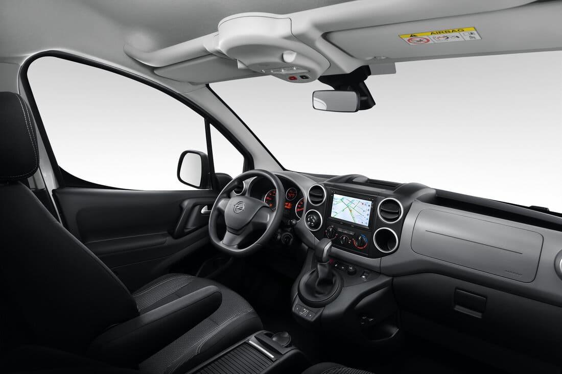 салон Opel Combo Life 2021