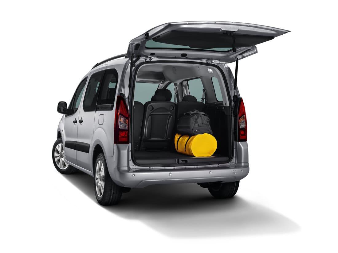 задняя часть Opel Combo Life 2021