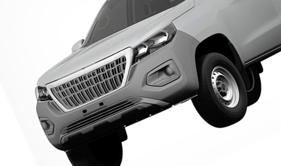 ещё фото Peugeot Landtrek 2022 в России