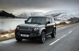 фото Land Rover Defender 110 2022 года