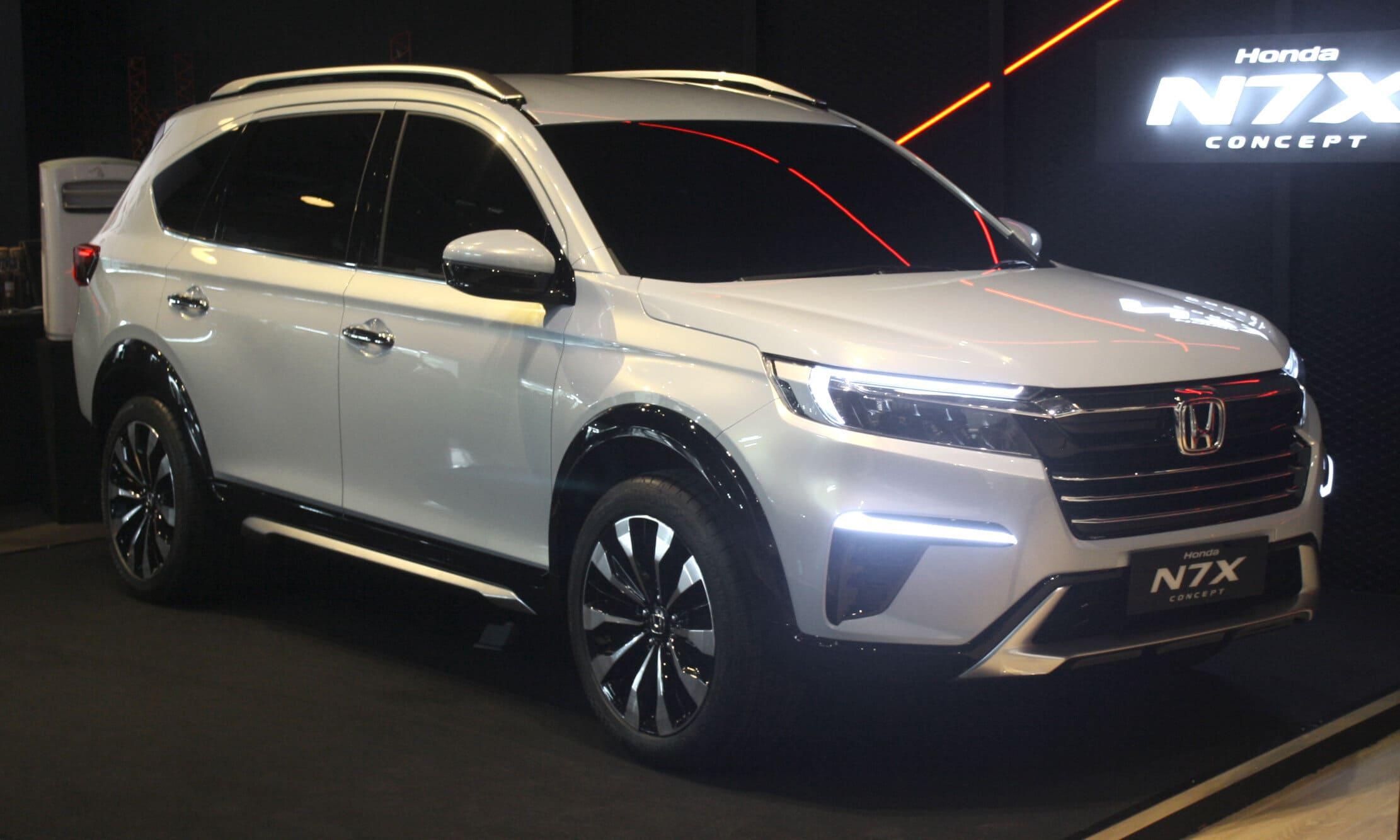 Honda N7X 2022 фото