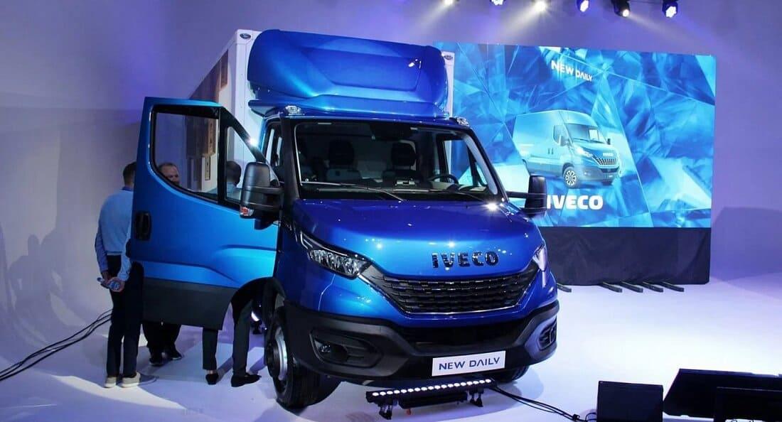новый Iveco Daily 2021 в России