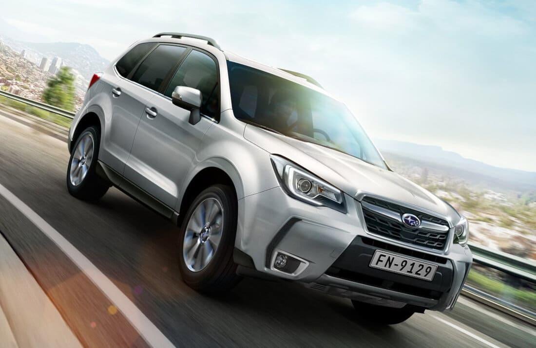 Subaru Forester 2019 отзывают в России