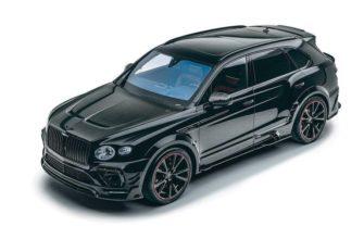 Тюнинг Bentley Bentayga 2021 от Mansory