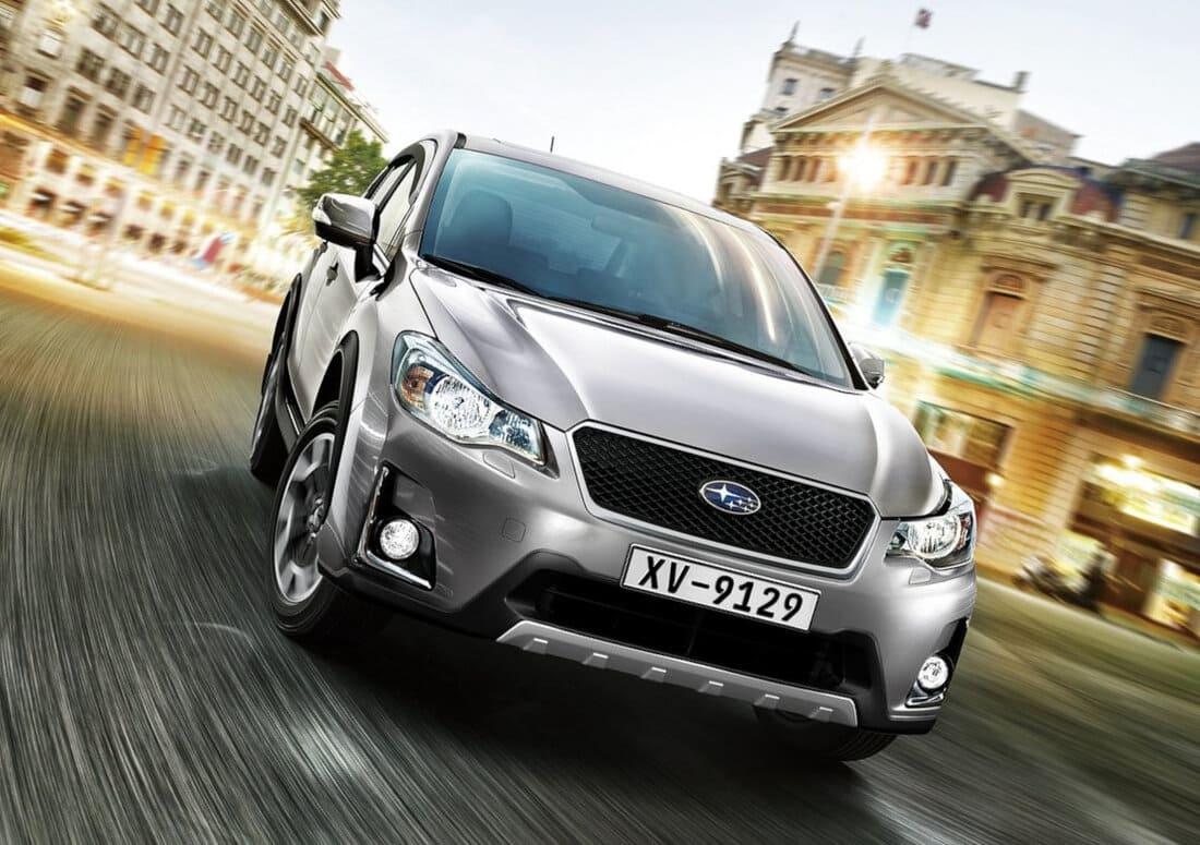 в России отзывают Subaru XV 2019