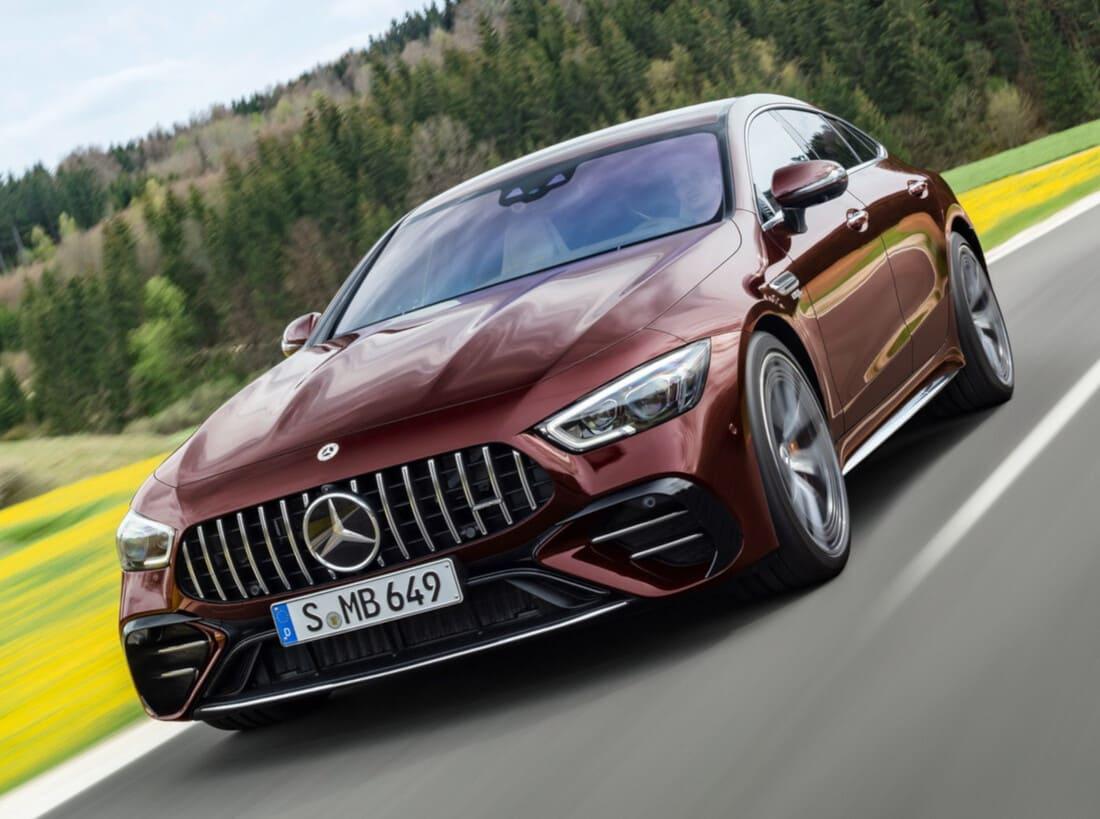 Mercedes-AMG GT 2022
