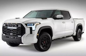 новая Toyota Tundra TRD Pro 2022