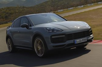 фото Porsche Cayenne Turbo GT 2022