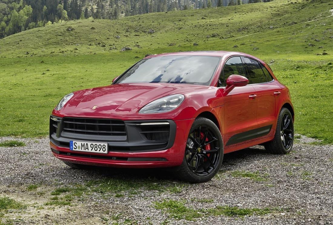 фото Porsche Macan 2022 года