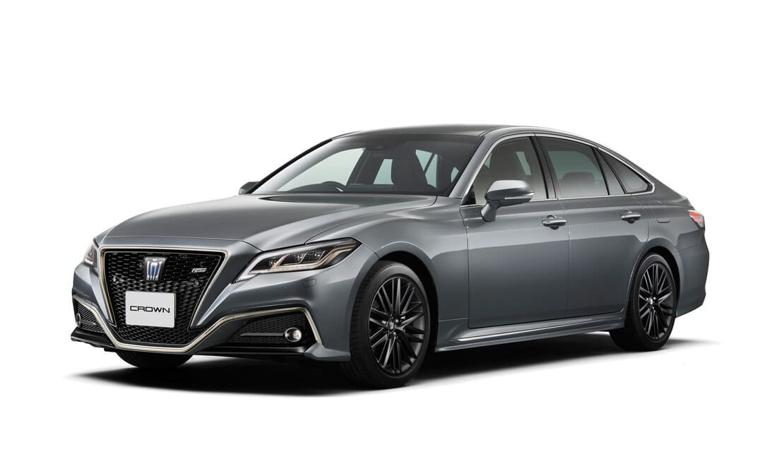 новый Toyota Crown RS Limited II RS Four Limited II 2022