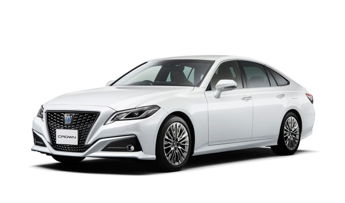 Toyota Crown S Elegance Style III S Four Elegance Style III 2022