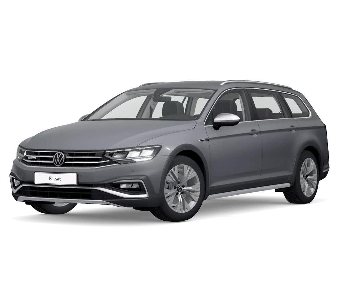 Volkswagen Passat Alltrack 2022 фото