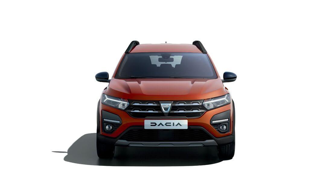 фары, бампер, решетка Dacia Jogger 2022