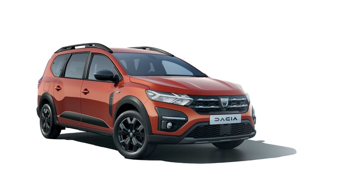 фото Dacia Jogger 2022