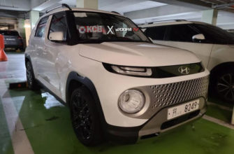 новый Hyundai Casper (AX1) 2022
