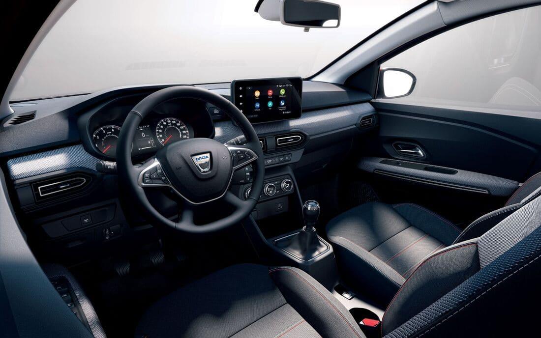 салон Dacia Jogger 2022