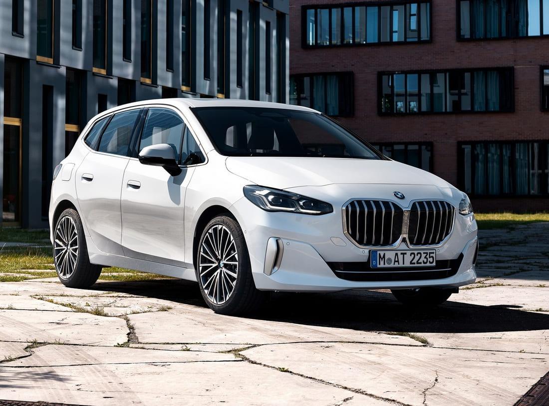 Новый BMW 2-Series Active Tourer 2022 фото