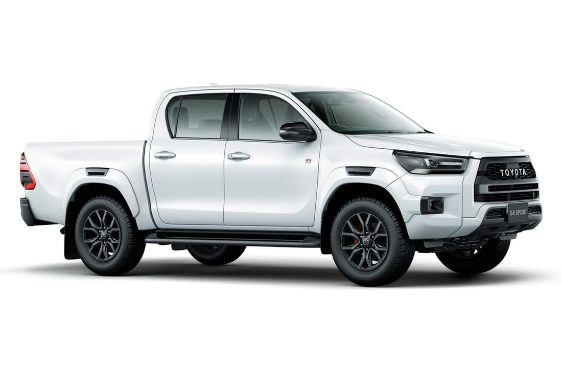 Toyota Hilux GR Sport 2022 фото