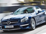 Новый Mercedes SL 65 AMG 2013: фото, характеристики