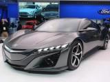 Концепт Acura NSX 2014 (фото, видео)