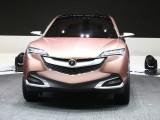 Кроссовер Acura SUV-X Concept 2013 (фото, видео)