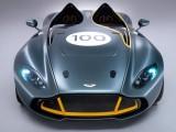 Концептуальный Aston Martin CC100 Speedster (фото, видео)