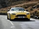 Рестайлинговое купе Aston Martin V12 Vantage S 2014