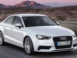 Российские цены на Audi A3 Sedan 2014