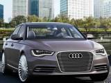 Гибрид Audi A6 L e-tron 2012: фото, характеристики