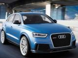 Концепт Audi RS Q3 2012: фото, характеристики