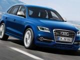 Audi SQ5 TDI 2013: фото, характеристики, видео