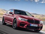 Новый BMW M5 F90 2018 в России (цена, фото, видео)