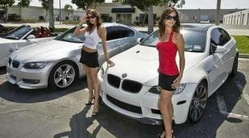 Авто и девушки фото (будничная подборка)