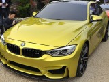 Рассекречен BMW M4 Coupe Concept 2013
