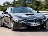 Цена купе BMW i8 2014 в России — 9 млн. рублей!