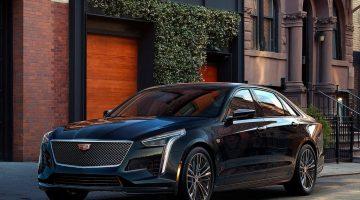 Новый Cadillac CT6 2020 в России (цена, фото, видео)