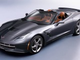 Chevrolet Corvette C7 Stingray Convertible 2014 представлен в Женеве