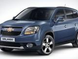 Рестайлинговый Chevrolet Orlando 2014