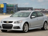 Chevrolet SS 2014: цена, фото, характеристики