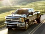 Новые Chevrolet Silverado HD и GMC Sierra HD 2015