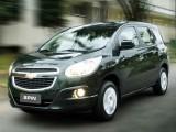 Chevrolet Spin 2013: цена, фото, характеристики, видео