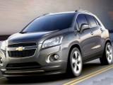 Chevrolet Trax 2014 будет представлен в Париже