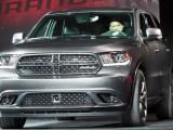 Рестайлинговый Dodge Durango 2014